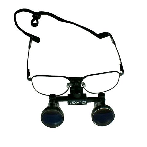 Medical Binocular 3.5 X Loupe