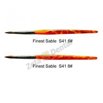 S41 Finest Sable Ceramic Orange Pen