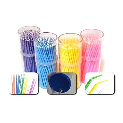 5 Disposable Micro Applicators
