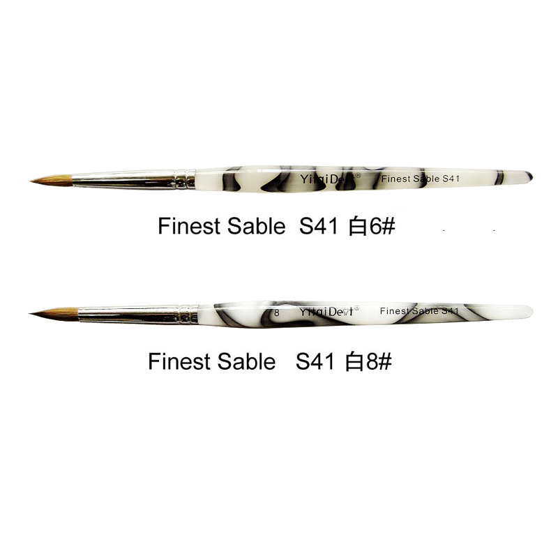S41 Sable Ceramic White Pen K32-11
