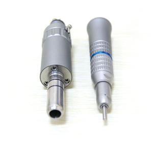Dental Low Speed Air Motor Straight Nose Handpiece Kit