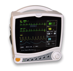 "8 ""Touch Screen Multi-parameter Patient Monitor CMS6800"