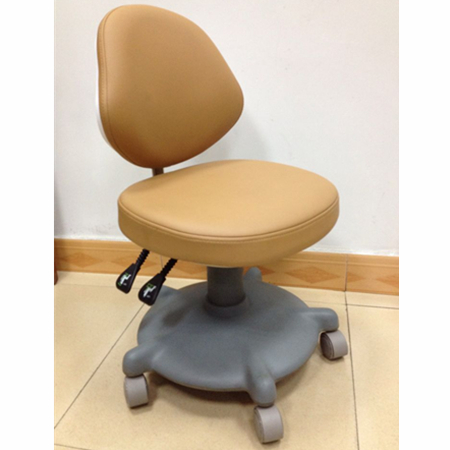 Doctor Stool Adjustable Mobile Operatory Chair QY600 Leather Type 20 Colors Optional