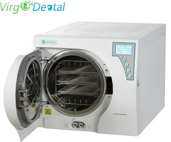 P&T Autoclave 23 liters Class B with USB PRINTER Top-designed Reservoir BTD23