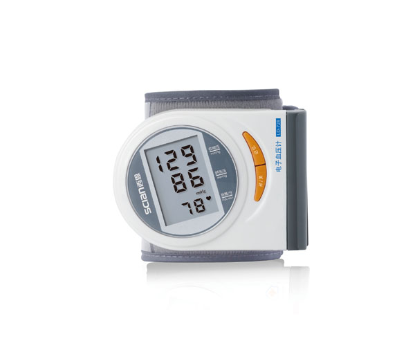 SCIAN® Wrist Automatic Digital Blood Pressure Monitor LD-728