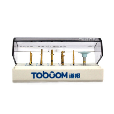 FG0610D Kits for Preparation Anterior Teeth Ceramics/Zicronia Crown 10Pcs