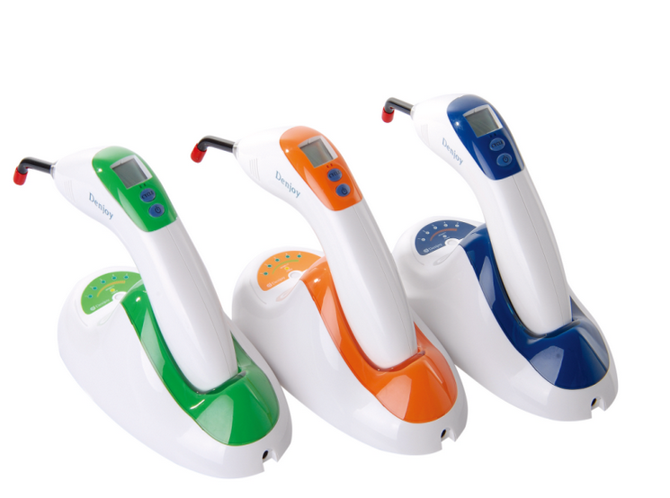 Denjoy Dental Curing Light Wireless DY400-4 5W LED Lamp