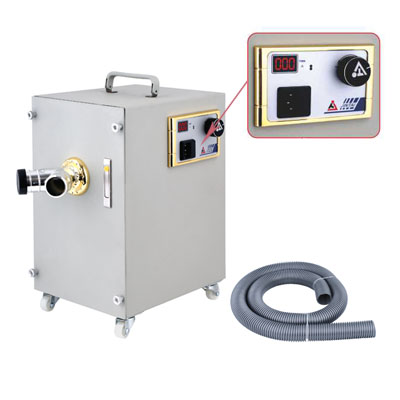 Dust Collector Vacuum Cleaner Digital 550W JT-26B Used For Dental Lab Dust Colle...