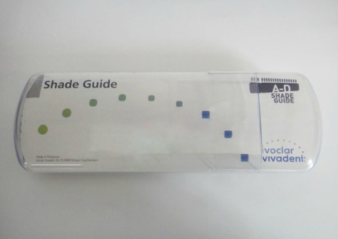 Classical Dental Shade Guide 16 Color Shades