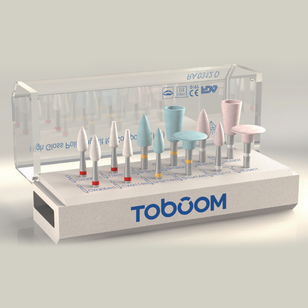 RA0312D Toboom Composite Polishing Kit 12pcs