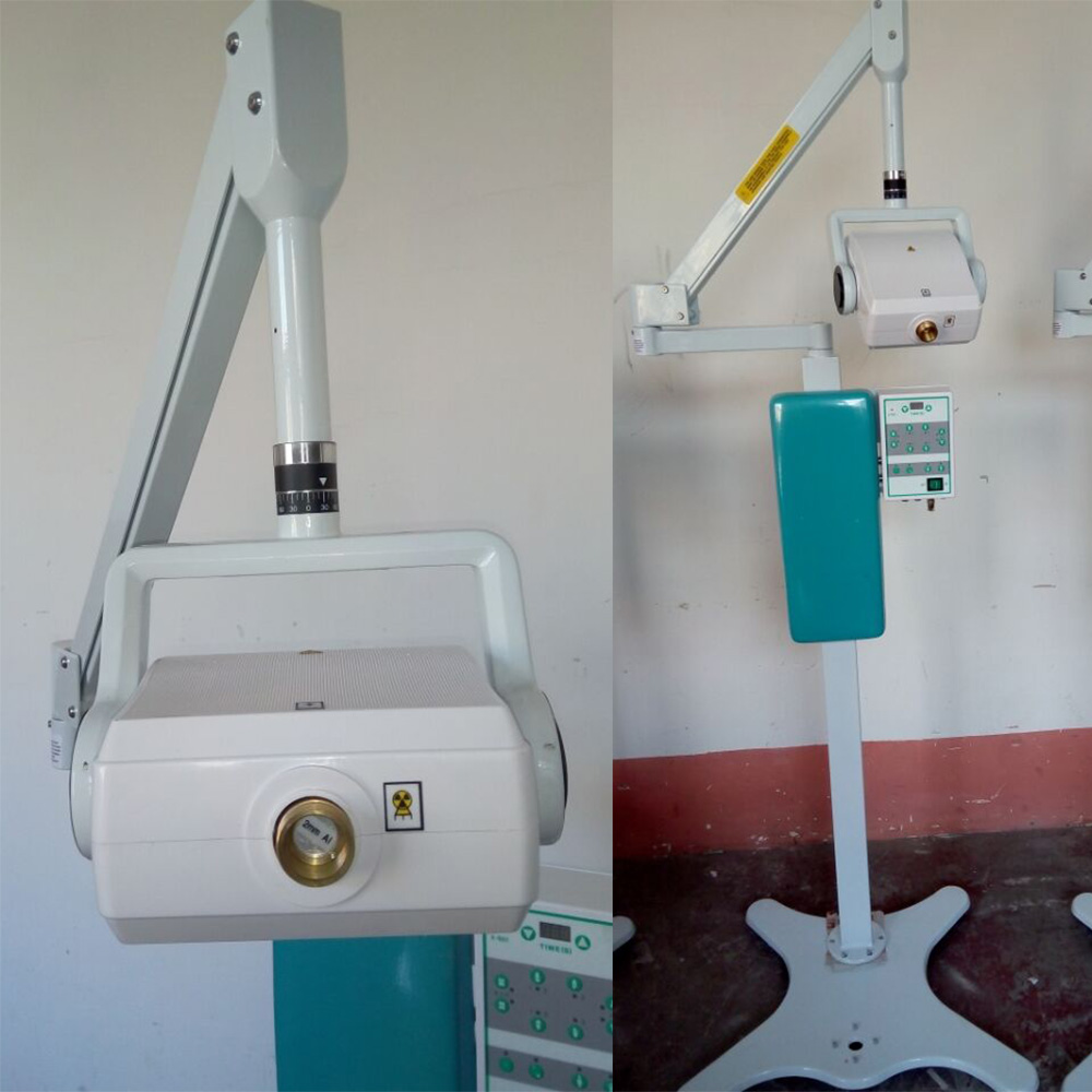 Dental X-Ray Unit Floor Type For Clinic JYF-10D -Tube 60kv 80mA - Top Security Protection