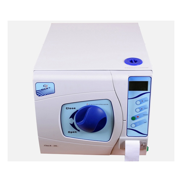 Sun CE Certified Class B 23L Autoclave Sterilizer Vacuum Steam with Printer Medical Grade for Dental Lab Clinics Beauty
