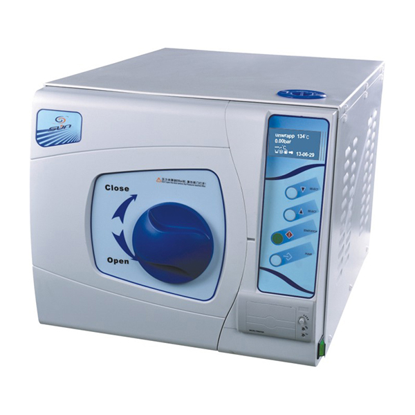 Sun CE Certified Class B 23L Autoclave Sterilizer Vacuum Steam with Printer Medi...