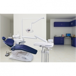 Dental Portable Chair Unit Complete Function with Standard Accessories B2
