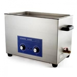 JeKen 30L Large Capacity Ultrasonic Cleaner PS-100 with Timer & Heater
