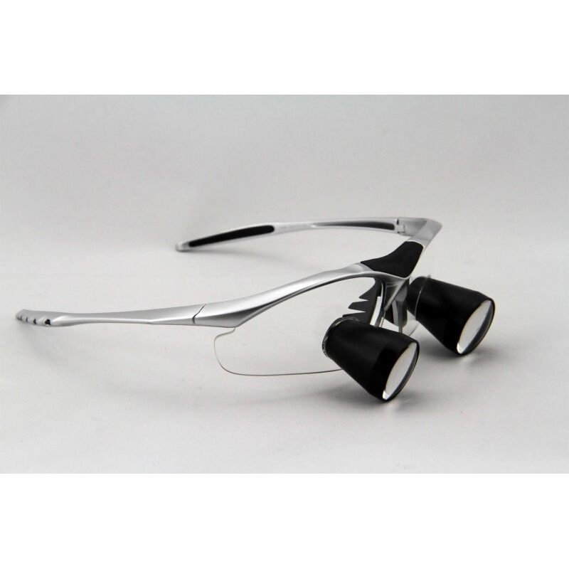 Dental Loupe 3.5X 280-380mm Surgical Magnifying Glass Eyes Customized