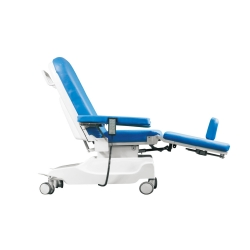 Multi-functional electric dialysis chair with precision weight measurement system PY-YD-410S
