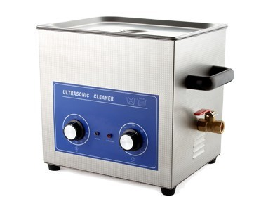 JeKen 10L Ultrasonic Cleaner with Timer and Heater Table Type
