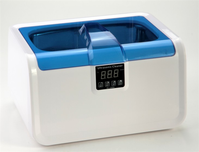 JeKen 2.5 Digital Ultrasonic Cleaner Large Capacity with Heater CE7200A