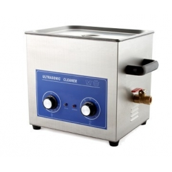 JeKen® 10L Ultrasonic Cleaner with Timer and Heater Table Type
