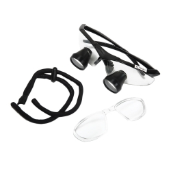 Dental Loupe 2.5X Binocular Surgical Magnifying Glass Eyes Customized