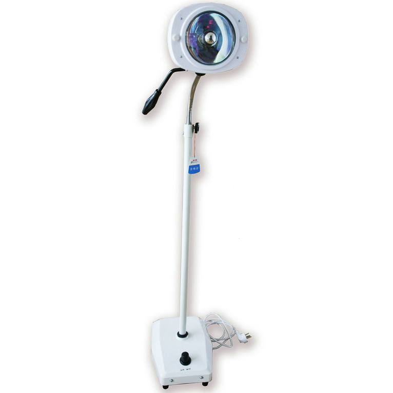 35W Mobile Medical Surgical Single-hole Cold Light Exam Operating Lamp 220V