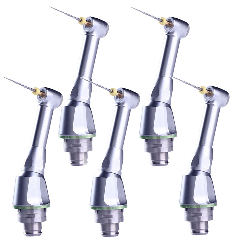 5X Endodontic Treatment Angle Mini Head 16:1 for Dental Endo Motor Handpiece