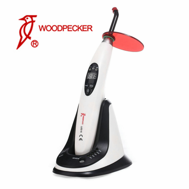 Woodpecker Wireless Dental Curing Light LED.E