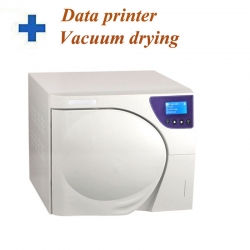 Autoclave Sterilizer Fully Automatic 14L Class B with Printer LCD Display
