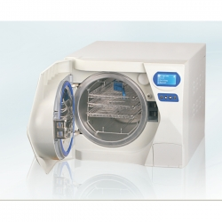 Autoclave Sterilizer Fully Automatic Vacuum Steam 17L Class N LCD Display