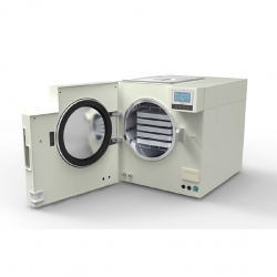 23L Economic Autoclave Steam Sterilizer Bright LCD display Q70B