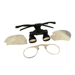 New Aluminium Loupes 3.5X with Long Working Distance