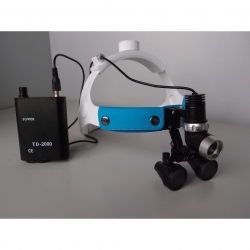 Dental Medical 3.0X Magnifier + LED Headlights 3W