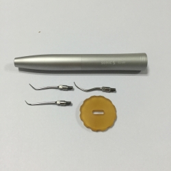Dental Hygienist Air Scaler Handpiece Kavo Compatible + SJ1 SJ2 SJ3 Tips
