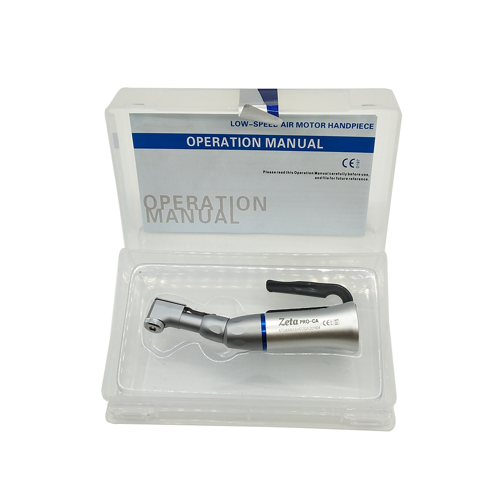 Dental Low Speed Handpiece Contra Angle