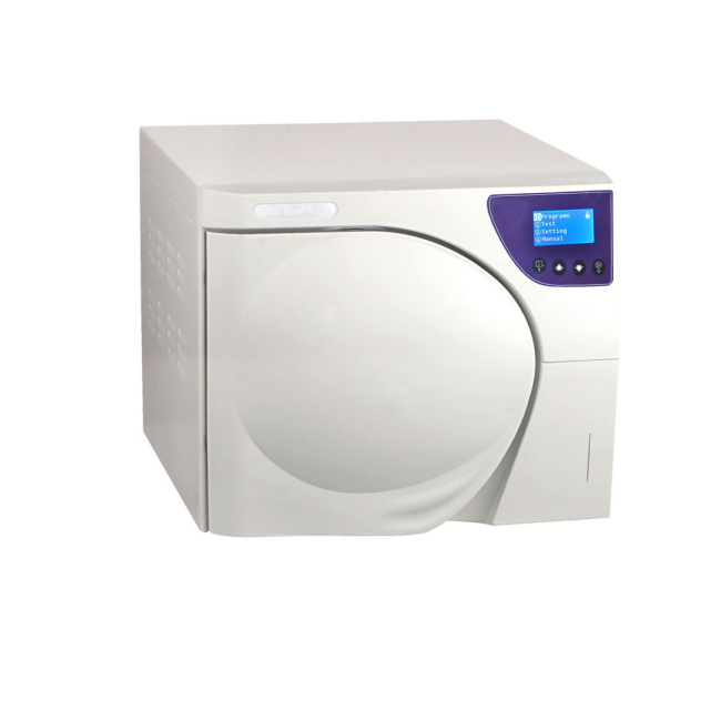 14L Class B Autoclave Sterilizer Fully Automatic 3 times Pre-vacuum without Prin...