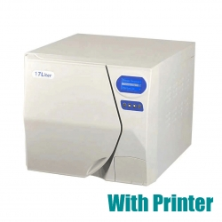 17L Class B Vacuum Steam Autoclave Sterilizer with Printer