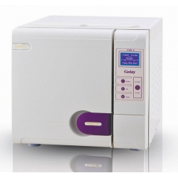 23L Class B Getidy Dental Steam Autoclave Sterilizer 3 Time Pre Vacuum JQ-23 CE