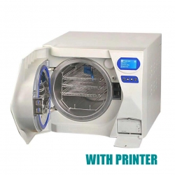 23L Class B Vacuum Steam Autoclave Sterilizer WITH PRINTER
