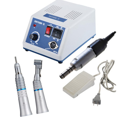 Marathon N3S Micro Motor S05 (UK STOCK) + Contra Straight Handpiece Air Motor