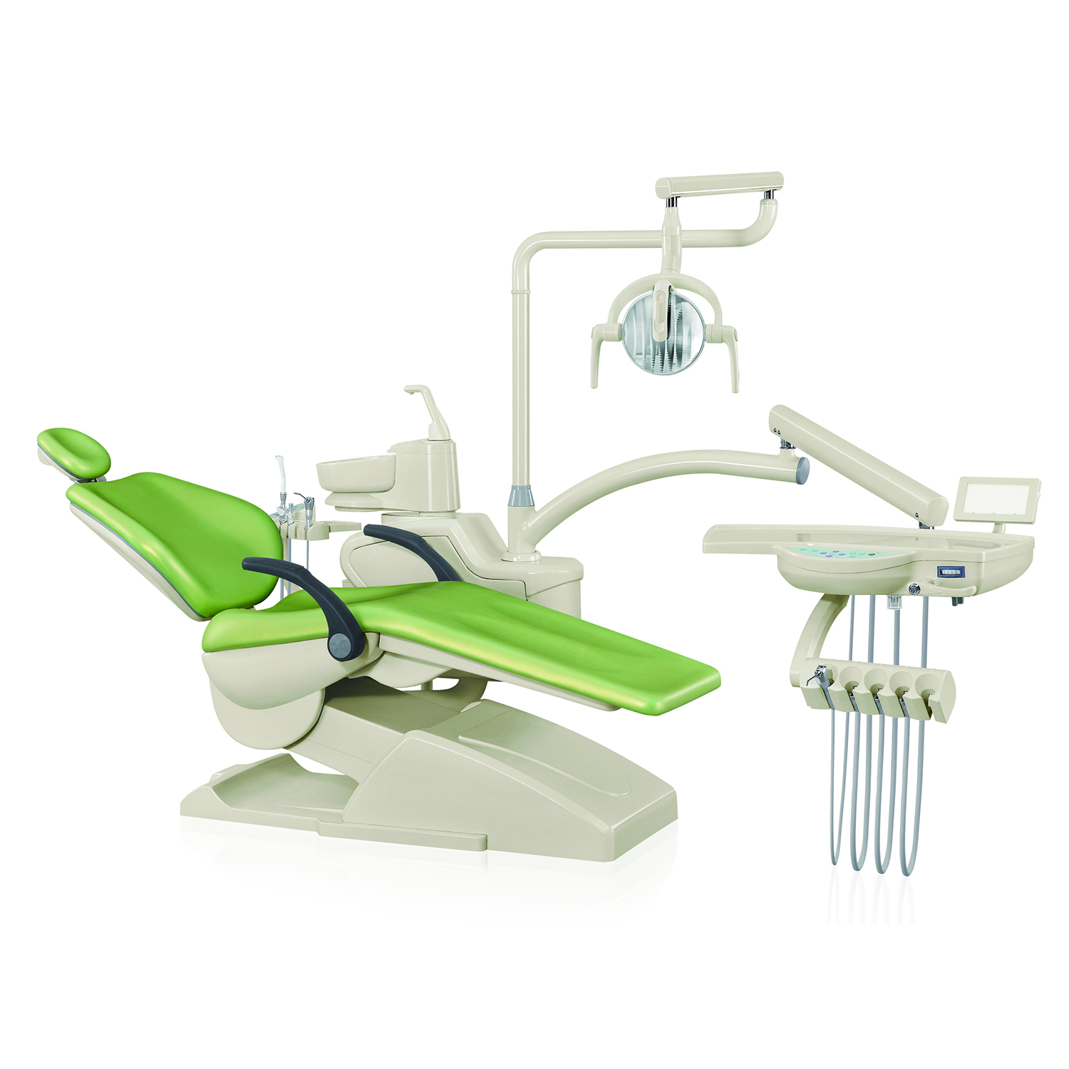 Portable Dental Unit Chair with CE Approved