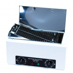 1.5L Sterilizer Dry Heat High Temperature Disinfection Cabinet for Beauty Tatto Salon Tools