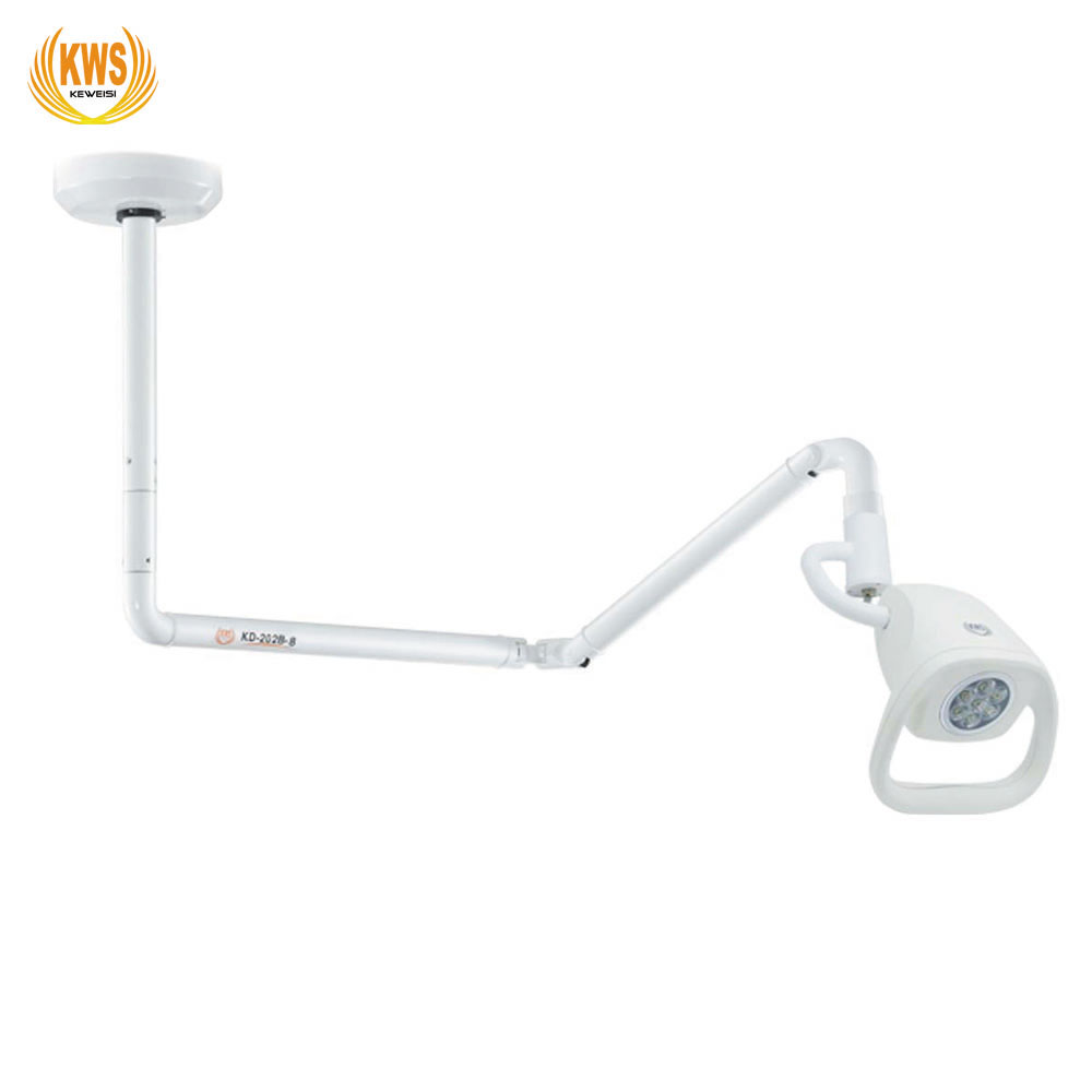KD-2021W-2 Ceilding Medical Examination Light 3W*7 LED Bulbs