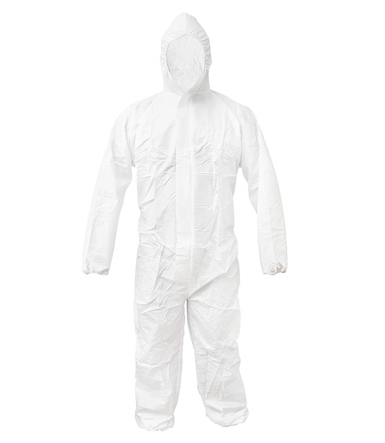 Disposable protective suit Overall White Protective clothing