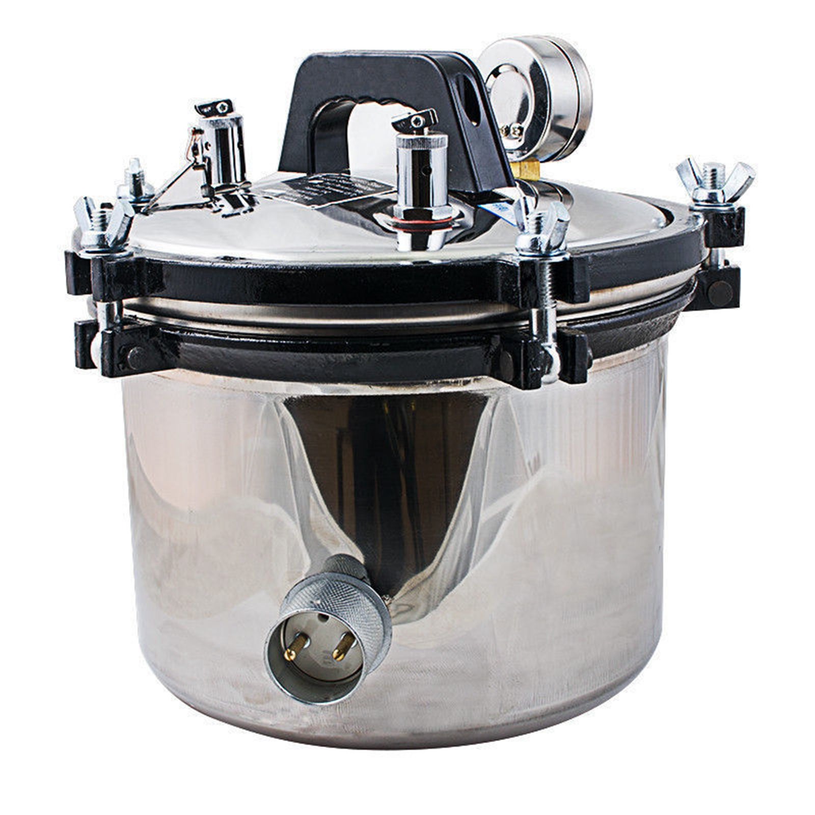 Dentist 8L Portable Steam Autoclave Sterilizer