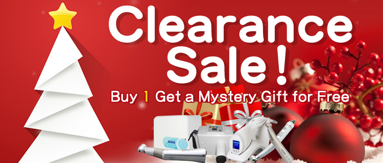 Clearance Sale! Buy 1 Get a Mystery Gift for Free