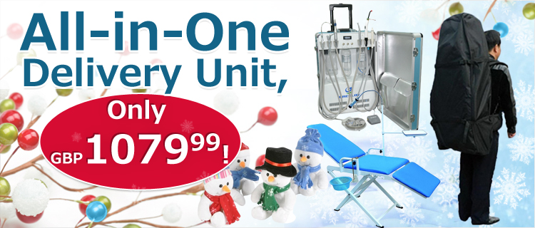 All-in-One Delivery Unit, Only GBP 1079.99!