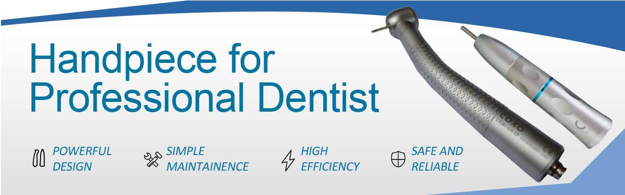 Handpiece for Professional Dentist