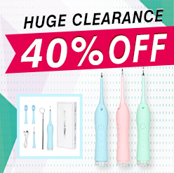 Huge Clearance 40% Off